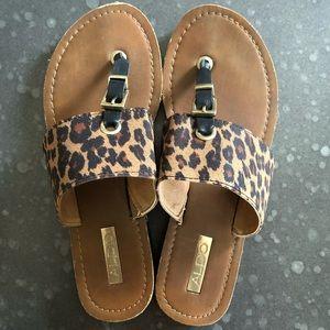 Aldo sandals!